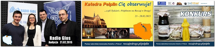 Akcja promocyjna Pelplina