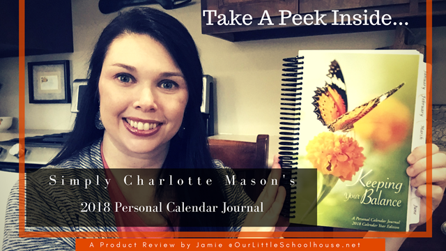11.09.2017 - Product Review - SimplyCM 2018 Personal Calendar Journal - Thumbnail
