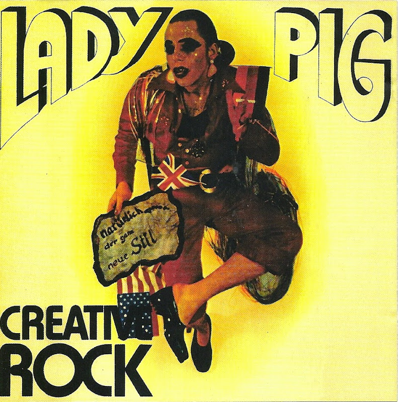Creative Rock ~ 1974 ~ Lady Pig
