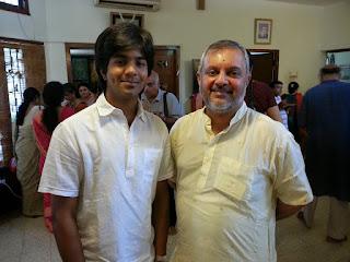 with varma ji