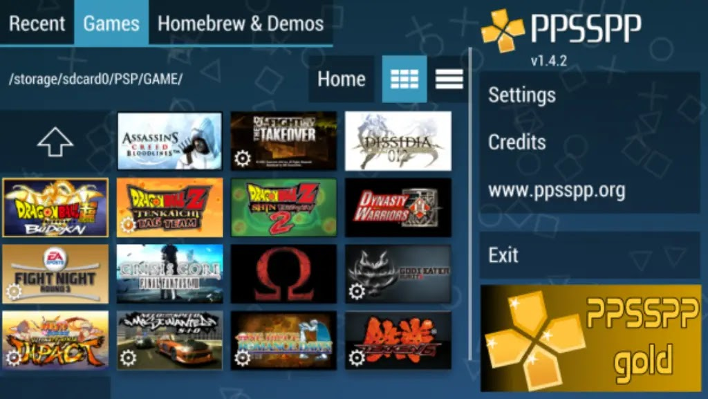 PPSSPP Games List Download PSP iso (ROMs) - direct links