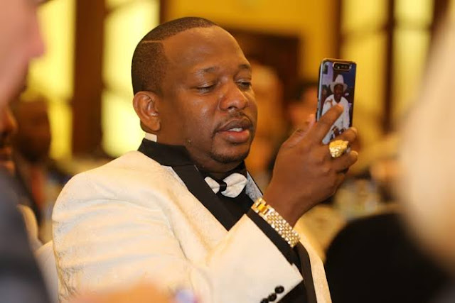 Mike Sonko on the troubles over his upper hill