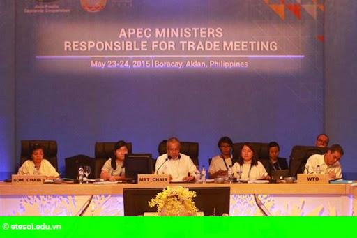 Hình 1: Khai mạc Hội nghị Bộ trưởng Thương mại APEC tại Philippines