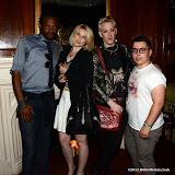 WWW.ENTSIMAGES.COM -   Morgan McKinnon-Snell, Lewis-Duncan Weedon, Lady Charlotte Lynham and Rohan Bonnick    at     II   Bottaccio  Grosvenor Place London  September 4th 2013                                               Photo Mobis Photos/OIC 0203 174 1069