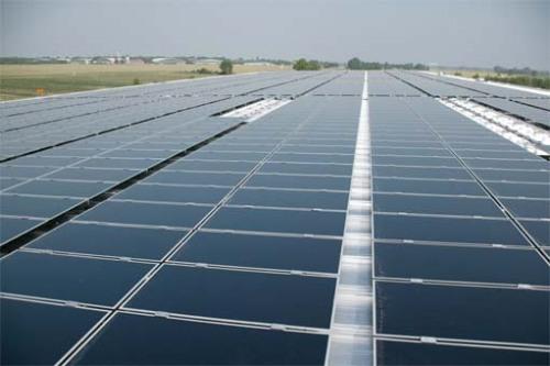 2.889.000 Paneles Solares para Construir el Parque Solar mas Grande del Mundo