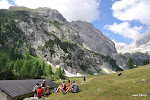 W drodze naprzełęcz Ombretta