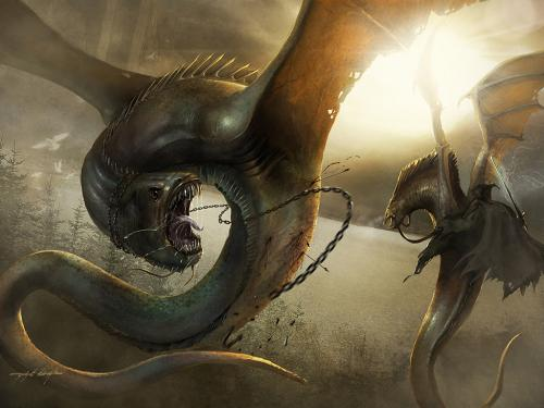 Snake Dragons, Dragons