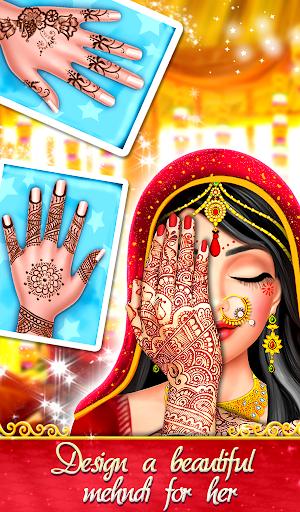 Indian Princess Mehndi Hand & Foot Beaut Spa Salon 1.0.3 screenshots 11