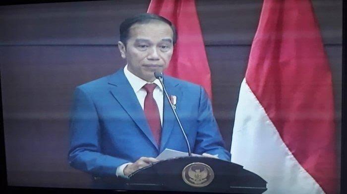 Jokowi Tegaskan Tak Punya Target 100 Hari Kerja