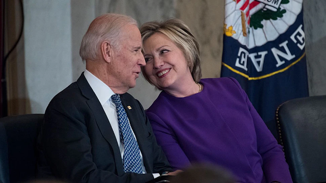 'I've Been With Some Of You When We've Been Shot At': Biden Revives Story Of Being Under Fire