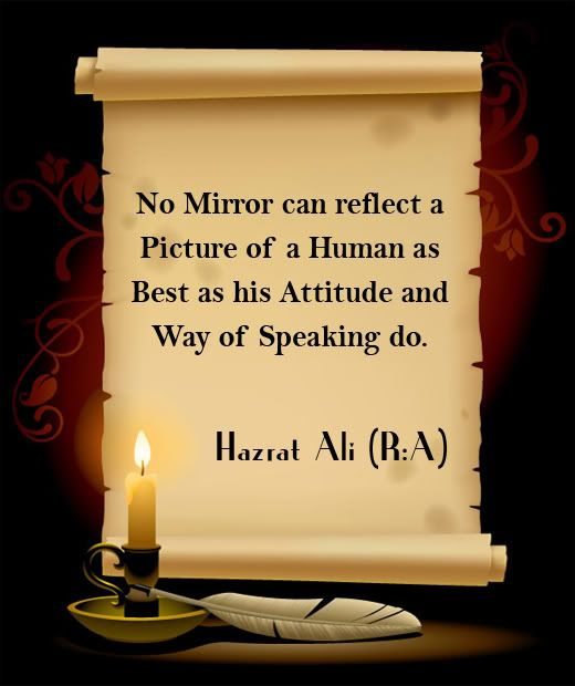 nice quotes of hazrat ali r a google