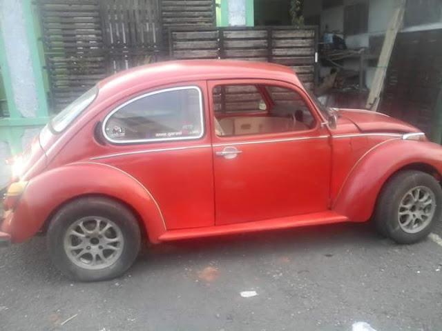 Dijual Body VW Kodok 1303 - TASIKMALAYA