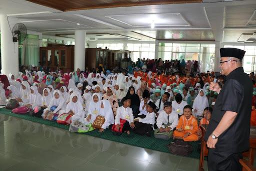 Munaqosah Tingkat Pelajar Taman Kanak- Kanak Al Quran dan Taman Pendidikan Al Quran di Sukabumi