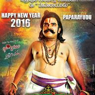 Paparayudu in Kobbarimatta Posters