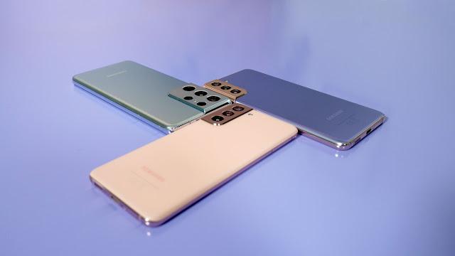 سامسونج تكشف عن هواتفها الجديدة من طراز Samsung Galaxy S21