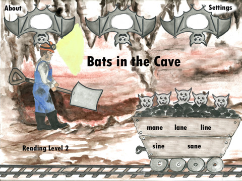 Bats in the Cave Main Page