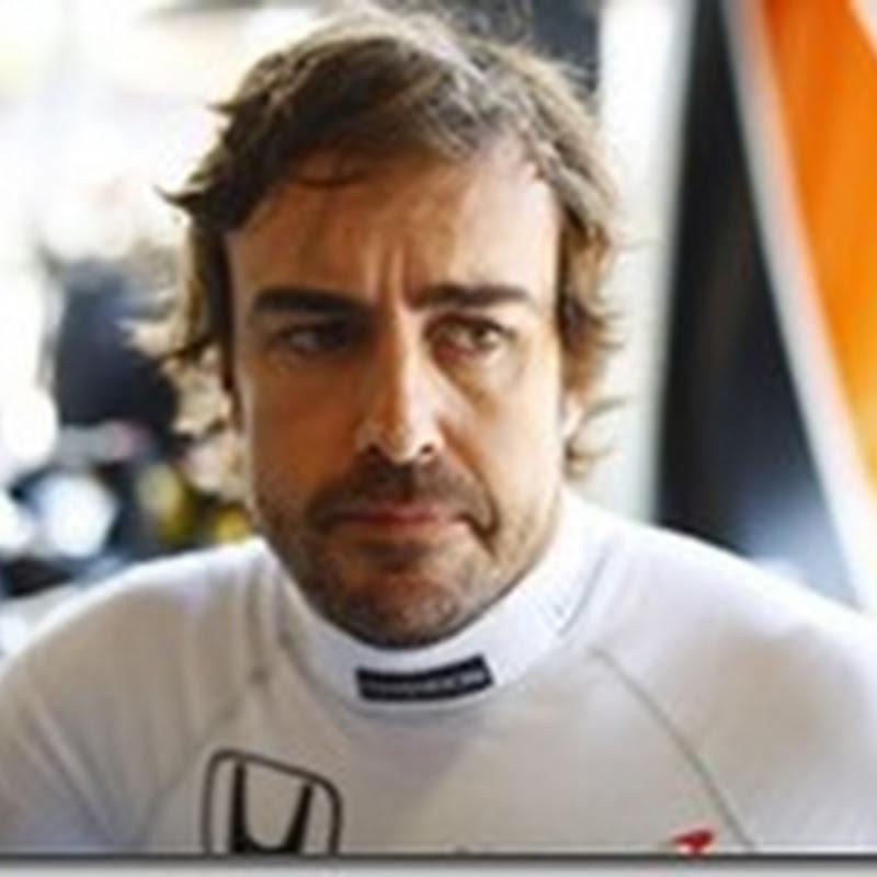 Cosa farà Alonso nel 2018?