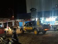 Gelar Patroli Gabugan Personil Polres, Polsek dan Satuan Polisi Pamong Praja