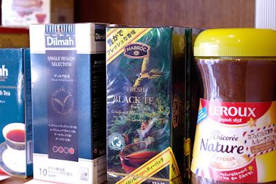 おすすめ商品:紅茶とルルーチコリ