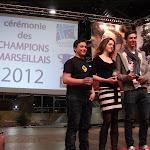 Soirée des Champions 2012 - Marseille
