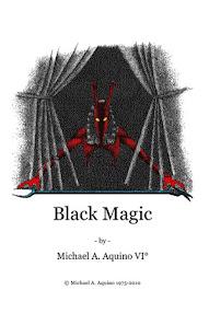 Cover of Michael Aquino's Book Black Magic