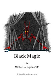 Cover of Michael Aquino's Book Black Magic