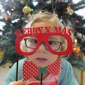 K1A kerstfoto's