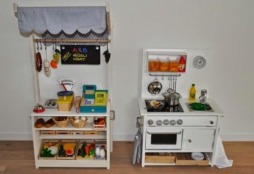 Metamorfozy Ikea Kuchenki Dla Dzieci Conchitahomepl