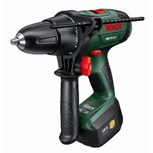 Buy Bosch PSB 18 LI-2 Cordless 18 Volt Hammer Drill, 1 x Li-Ion Battery