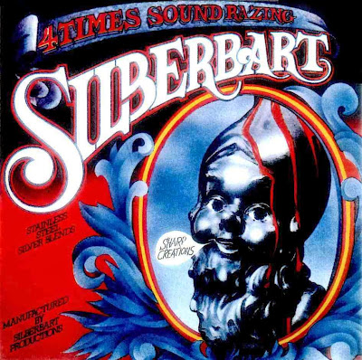Silberbart ~ 1971 ~ 4 Times Sound Razing