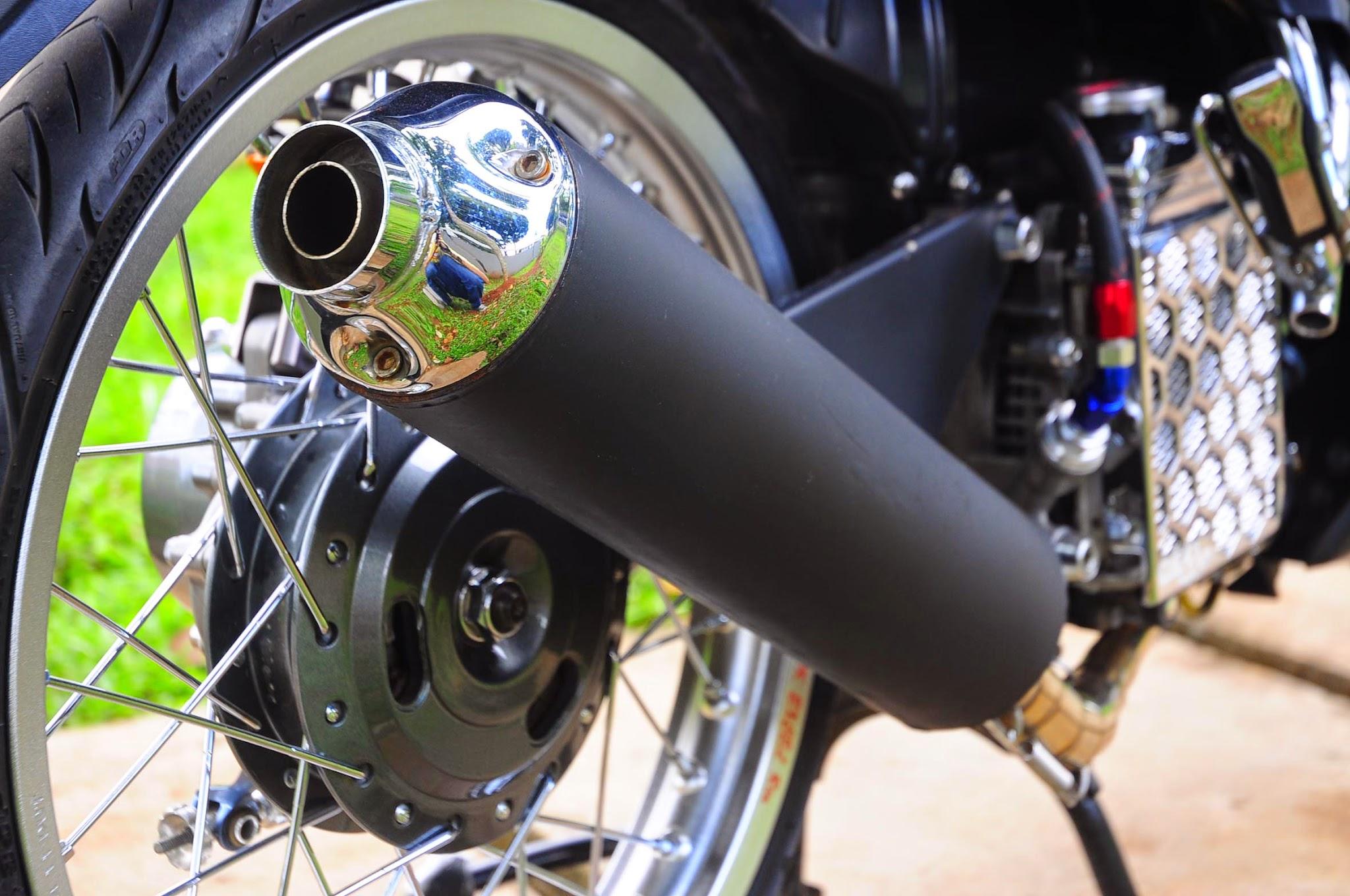 Kumpulan Foto Modifikasi Motor Vario Cw Terbaru Modispik Motor