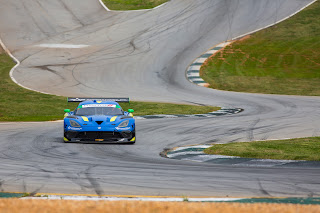 Lone Star Racing Road Atlanta Test