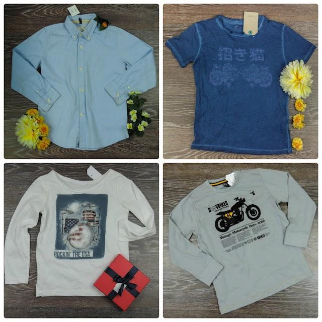 Одежда для мальчика (возраст 5-6 лет)