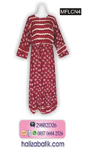 batik pekalongan, model batik 2015, busana batik