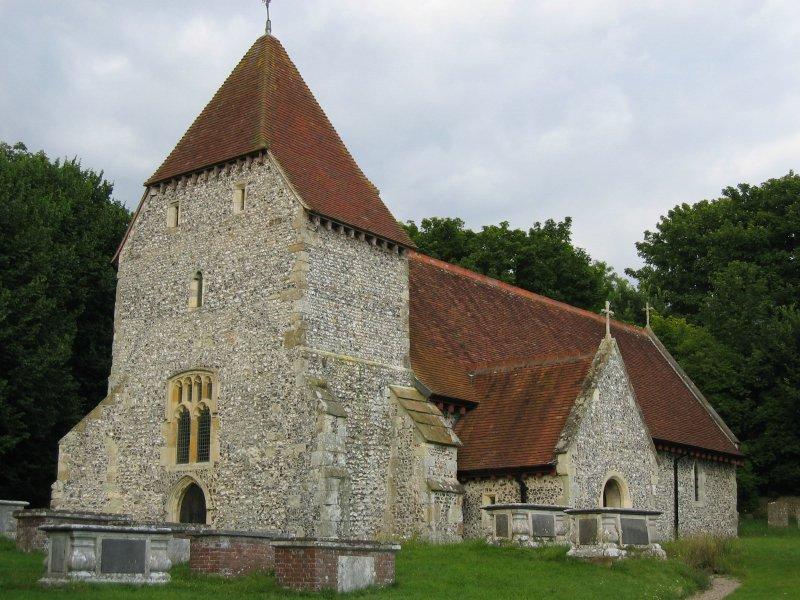 west dean church