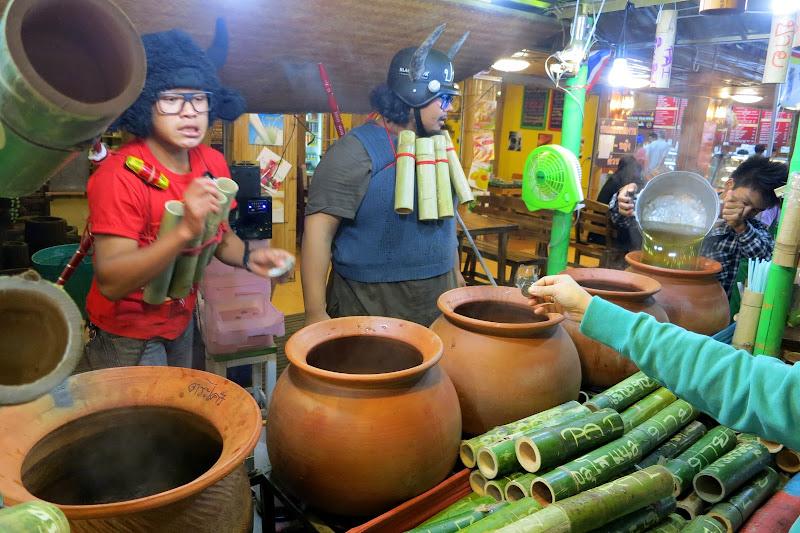 tea vendors in Pai