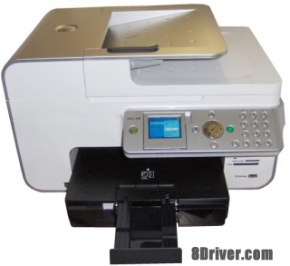 download Dell 968w printer's driver