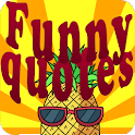 Funny quotes top the top icon