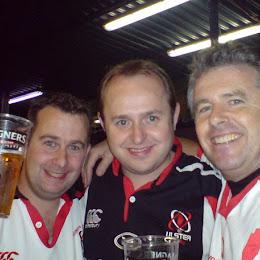 Edinburgh v Ulster, 15th September 2006