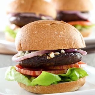 Blue Cheese Portobello Mushroom Grilled Recipes