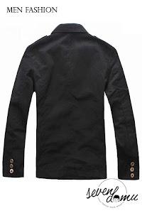 seven domu jacket korea double zipper sk08 6