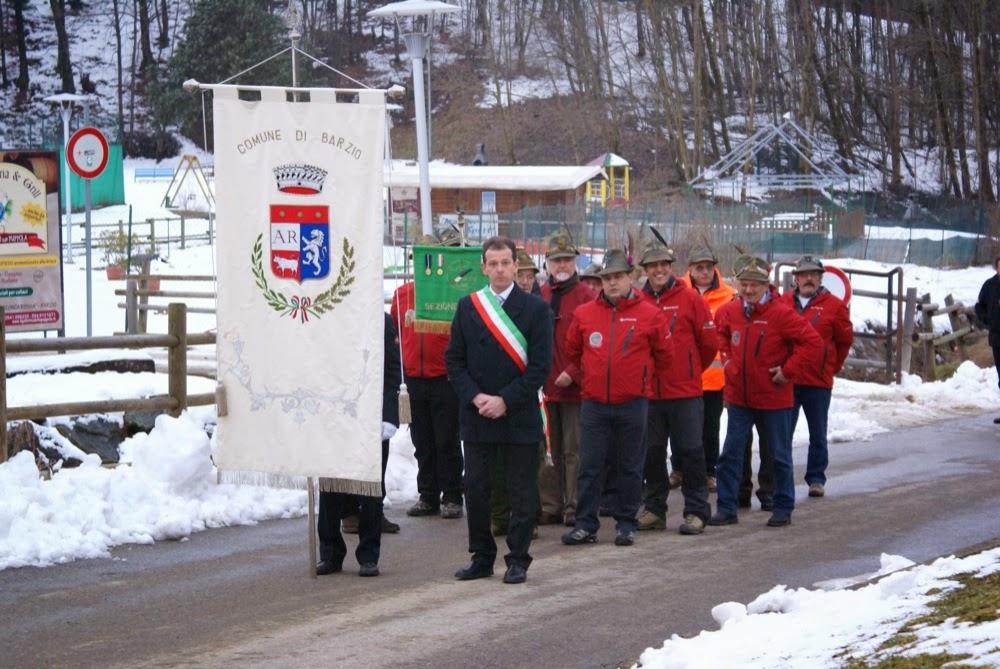 Campionato Nazionale ANA sci di fondo Piani di Bobbio - Campionati%2BNazionali%2BANA%2BBarzio%2Bapertura%2B10.JPG