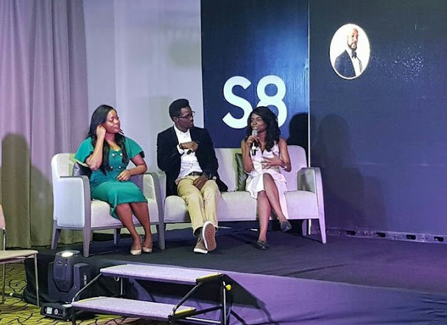 Photos From The Galaxy S8 Launch In Lagos, Nigeria 4