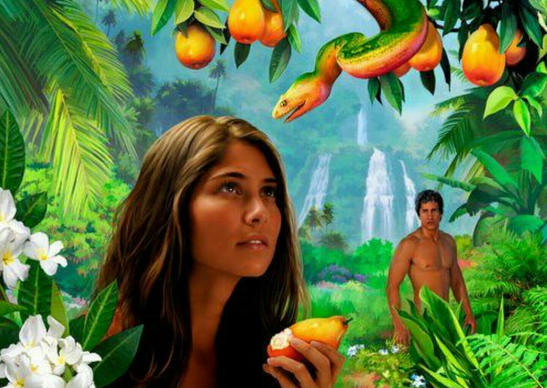 Despertando ala vida genesis 3 tentaci n y la ca da for Adan y eva en el jardin del eden