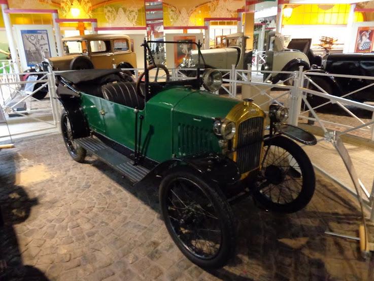 Musée de l'aventure Peugeot à Sochaux DSC01181