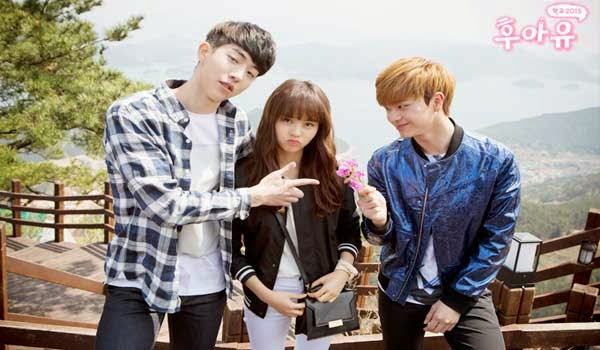 Who Are You: School 2015 / 후아유- 학교 2015