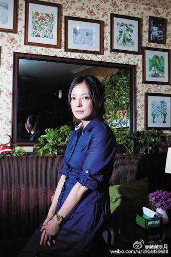 2015.11.11_赵薇:钱重要,但我还是希望多创作