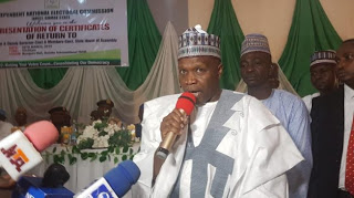 I will continue with Ruga initiative, says Gombe Gov