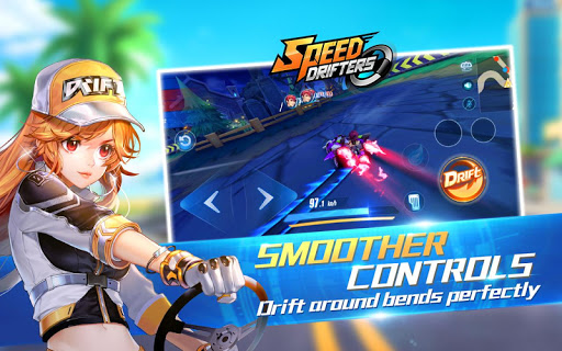 Garena Speed Drifters  captures d'écran 2