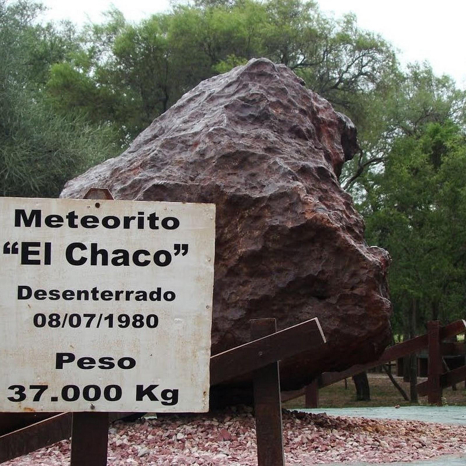 Campo Del Cielo Meteorite Field